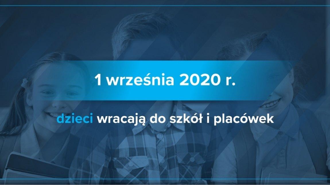 Przygotowania do nowego roku szkolnego 2020/21